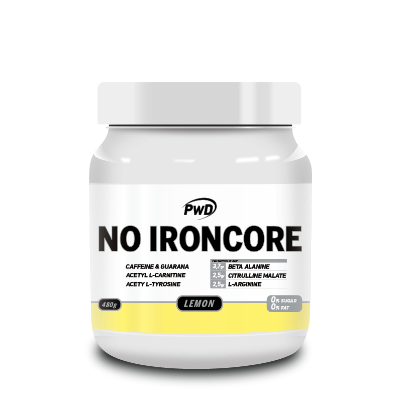 PWD NO Ironcore 480gr 72ppp