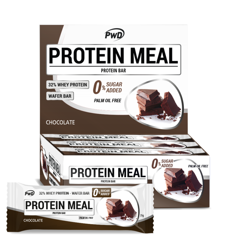 CAJA_PWD Protein Meal CHOCOLATE