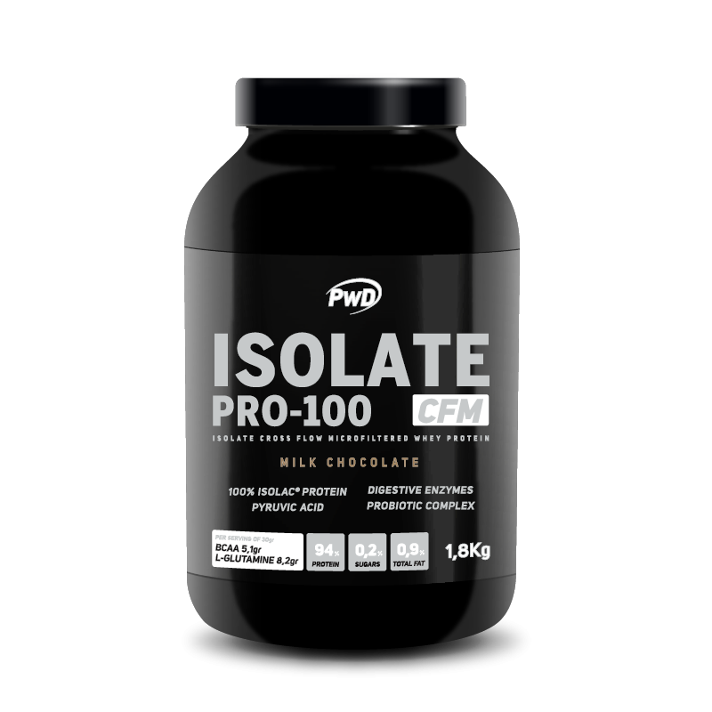 ISOLATE PRO-100 SABOR MILK CHOCOLATE