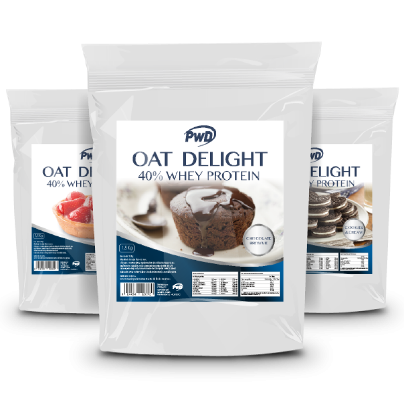 Oat Delight Whey Protein