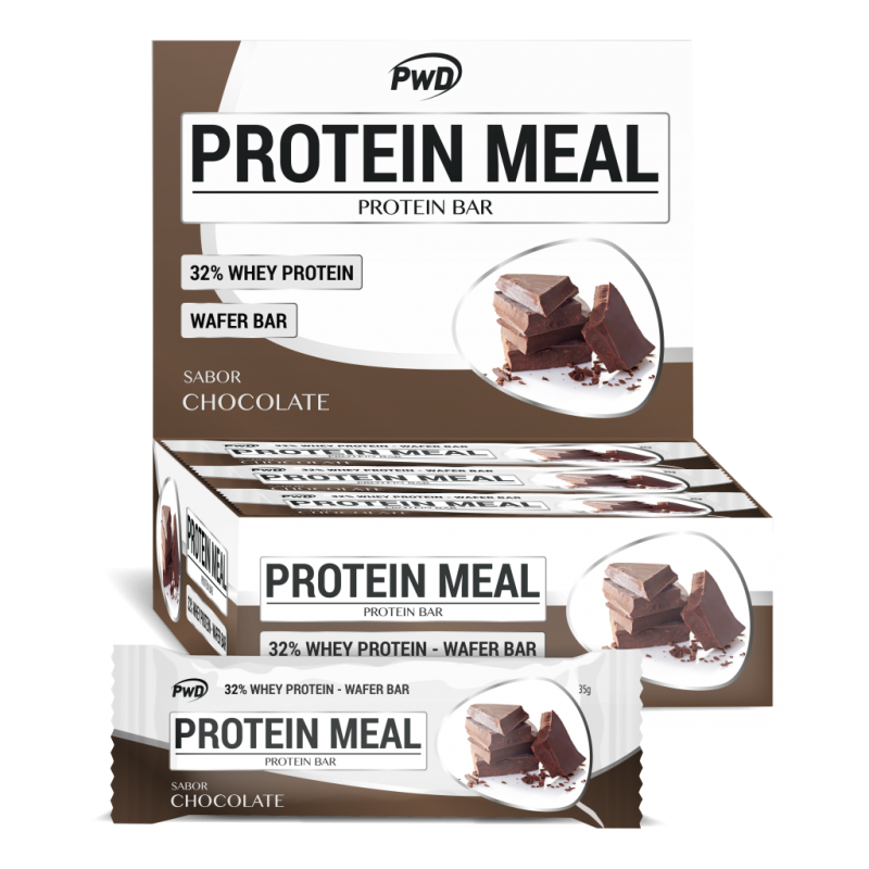 caja protein meal chocolate
