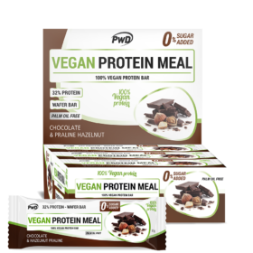 VEGAN PROTEIN MEAL chocolate praline
